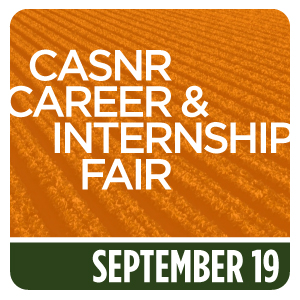 CASNR Career and Internship Fair