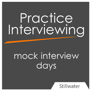 Mock Interview Day - Stillwater