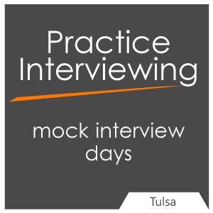 Mock Interview Day At OSU Tulsa